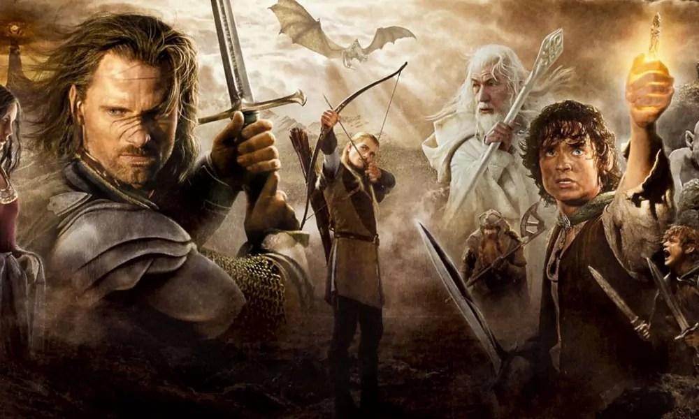 El señor de los anillos es una de las mejores adaptaciones cinematográficas.