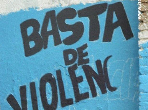 Basta de Violencia - Caso Niciforo