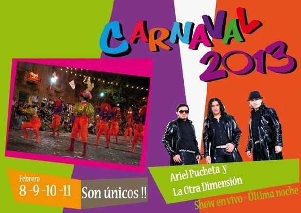 Carnaval Mercedes 2013