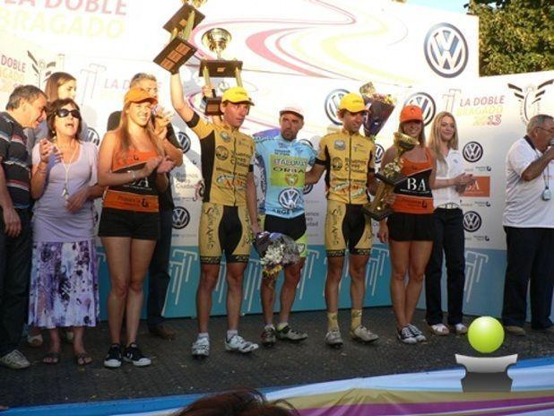 "Darío Oliva, ganador sexta etapa ""Doble Bragado"" (Foto: http://www.bragadoesnoticia.com.ar)"