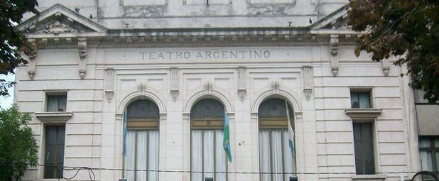 Teatro Argentino - Mercedes