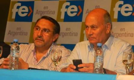 Pirotta, Momo Vengas, José Manuel de la Sota, partido fe mercedes