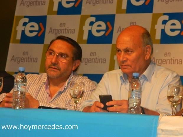 Lista Partido Fe: Encabeza Jorge Pirotta  y Carlos Bell  primer concejal