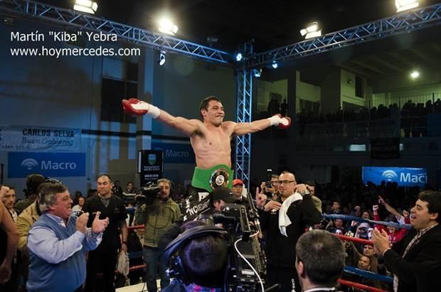 """Yacaré Sequire - Boxeo: Walter """"Yacaré"""" Sequeire"""