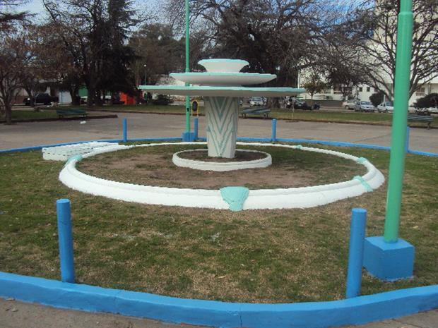 Plaza Belgrano Mercedes