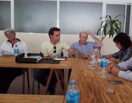 Importante reunión entre Vialidad Provincial y UDUV en Mercedes