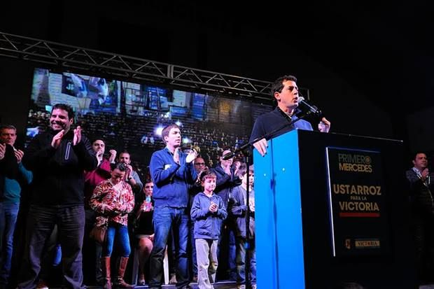 Wado De Pedro: discurso, apoyo a Juani, critica a la oposición y mensajes de aliento