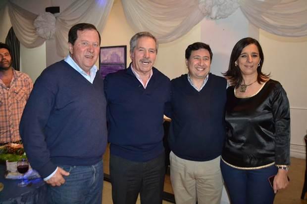UNA: importante encuentro en Mercedes con Solá, Arroyos, Selva, Denápole entre otros