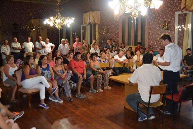 Municipio propuso y vecinos aceptaron plan de pago del Favaloro