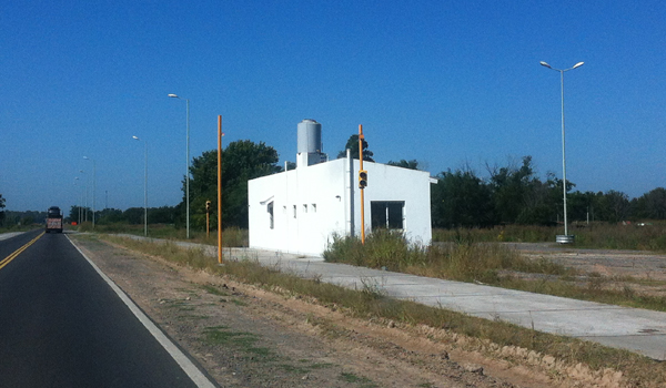 UDUV reclama por la balanza en Ruta 41