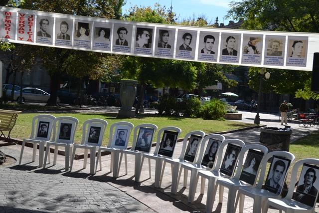 La Comisión Municipal por la Memoria se manifiesta preocupada por la actualidad de los DDHH
