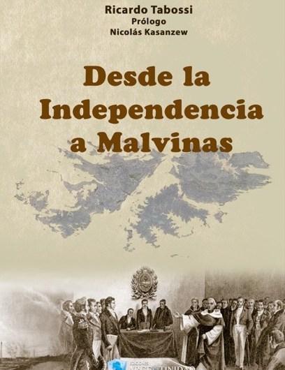 Ricardo Tabossi presenta libro en la Feria del Libro