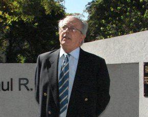 UCR Mercedes recuerda a Roberto Bigatti