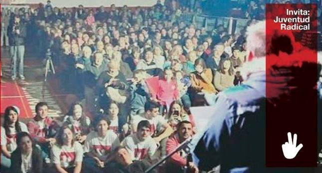 La Juventud Radical inaugura sala en homenaje a Lucas Fal