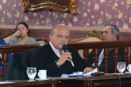 Cestari pide mayor claridad en la información de ARBA y Municipal