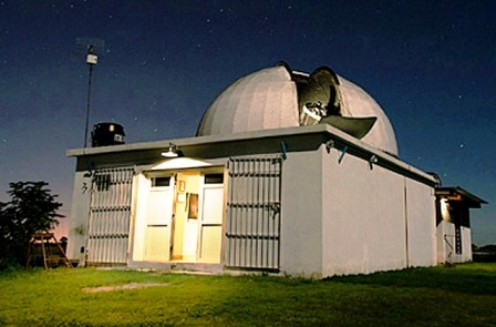 El 18 de abril comienzan los cursos de astronomía