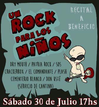 28 rock niños