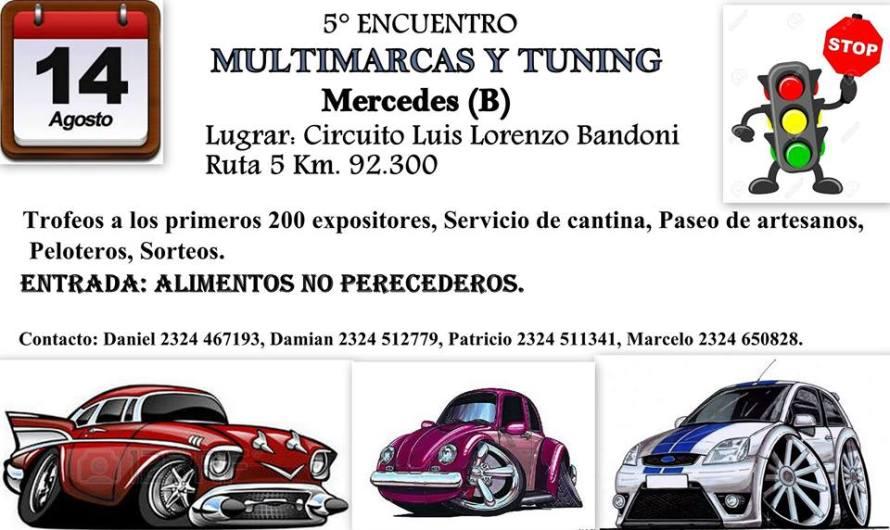 Esperan más de 200 autos en el Bandoni