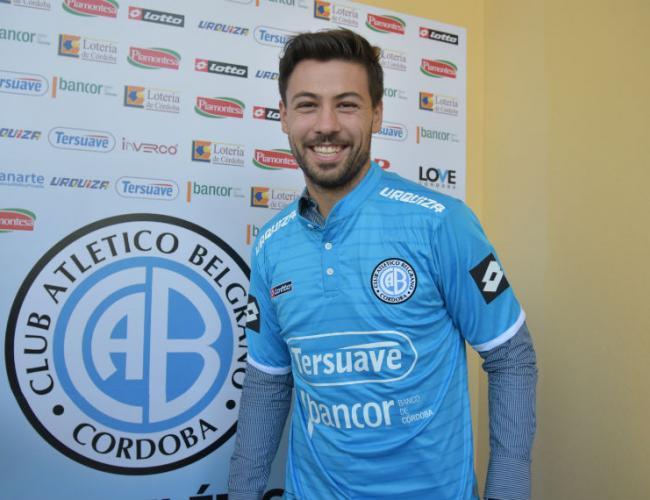 Belgrano le quiere extender el contrato a Federico Lértora
