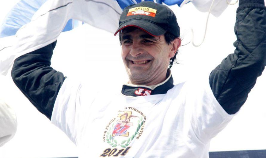 Javier Funcia corre este fin de semana en Concepción del Uruguay