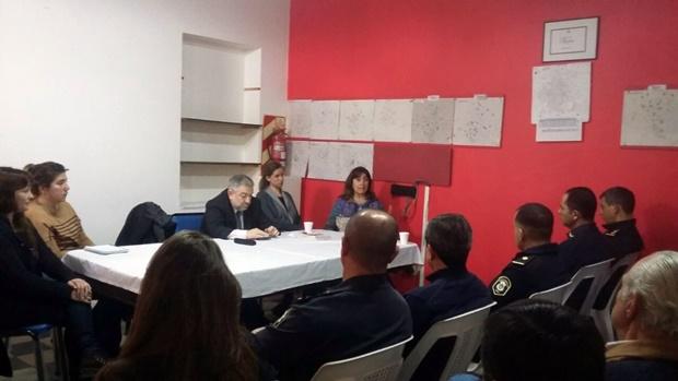 Kelly: «es necesario el trabajo multi agencial en los conflictos penales donde intervienen menores»