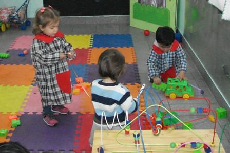 Inauguraron espacio de primera infancia