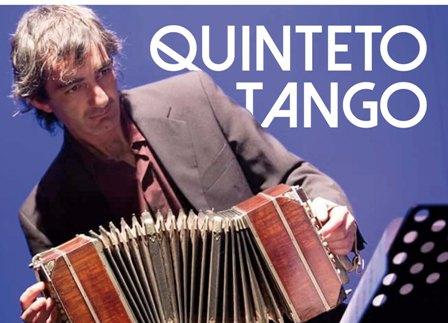 Quinteto Tango en el Nacional