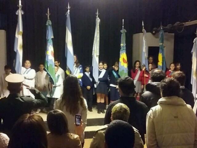 Homenaje a Sarmiento en el Día del Maestro