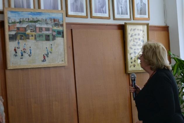 Abogados: Entre el 24 y el 28 de octubre se recepcionan las pinturas