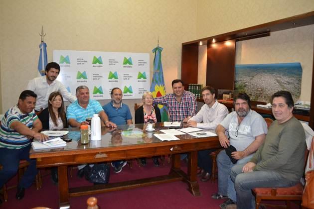 Comenzaron las reuniones para un nuevo Convenio Colectivo de Trabajo para los municipales