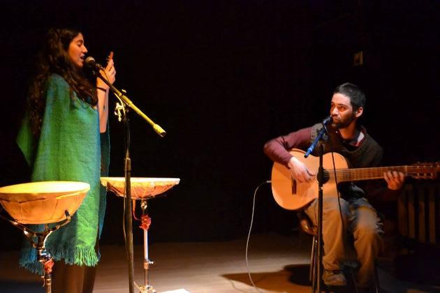 Música barilochense en El Limonero