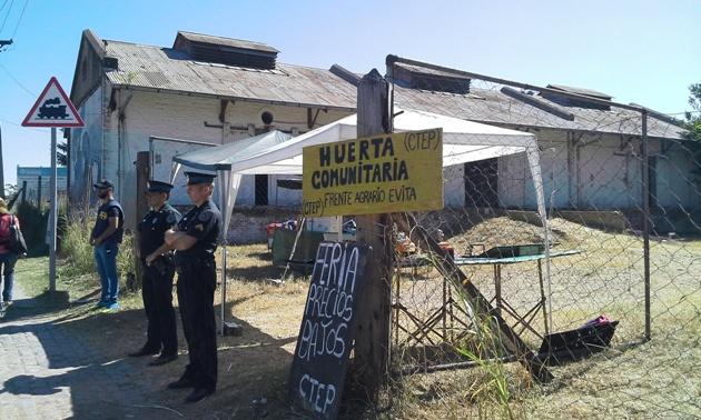 Vecinos alertados porque Cooperativistas ocuparon predio de 29 y 6