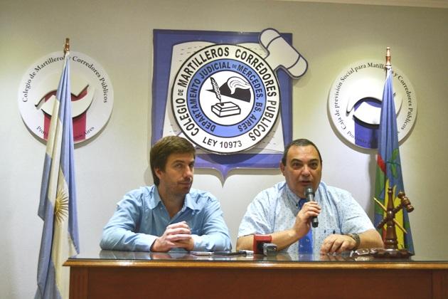Comenzará la Carrera de Martillero y Corredor Público en el Centro Universitario local