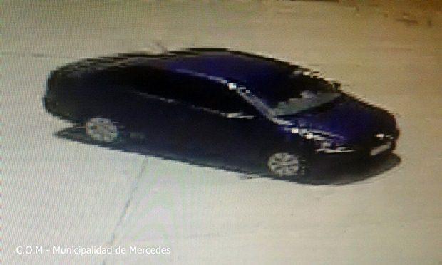 Policía Comunal y Cámaras de Monitoreo de Mercedes logran detención de estafadores