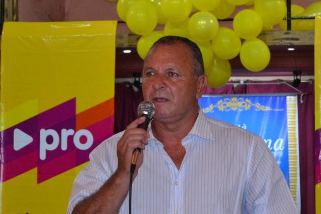"""Omar """"Pelusa"""" González preside el PRO Mercedes"""