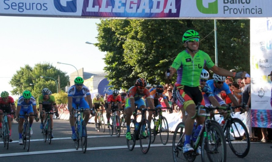 La segunda etapa también se la quedó Nicolás Naranjo