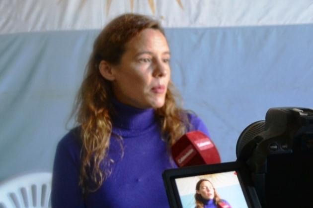 La Diputada Provincial Patricia Cubria recorrió instalaciones del CTEP