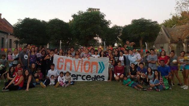 El Programa Envión comenzó el año con una gran jornada recreativa