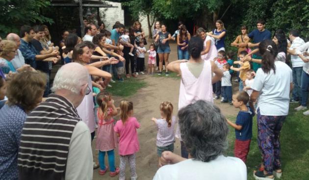 Comenzaron las clases en el Jardín Escuela «Sol de Invierno»