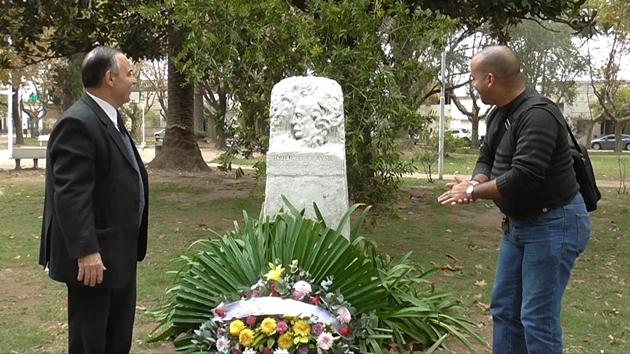 Escritores homenajearon a Roberto J. Payró