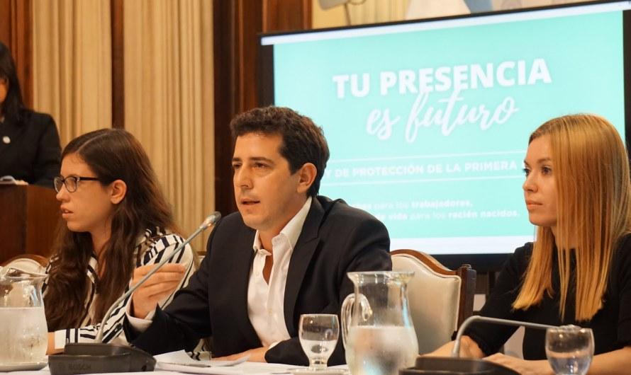 De Pedro impulsa una ley para ampliar licencias de paternidad y maternidad y proteger a la primera infancia