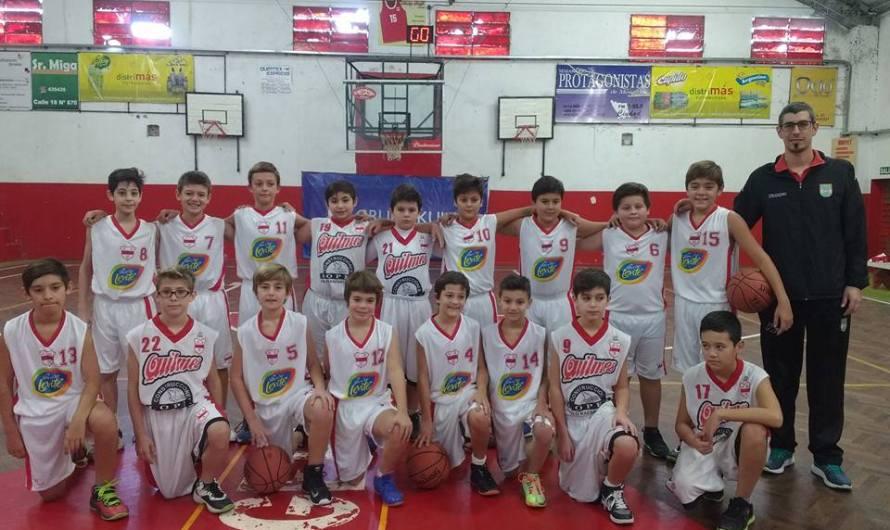 Victorias de Quilmes en U13 y U17 ante Los Millonarios