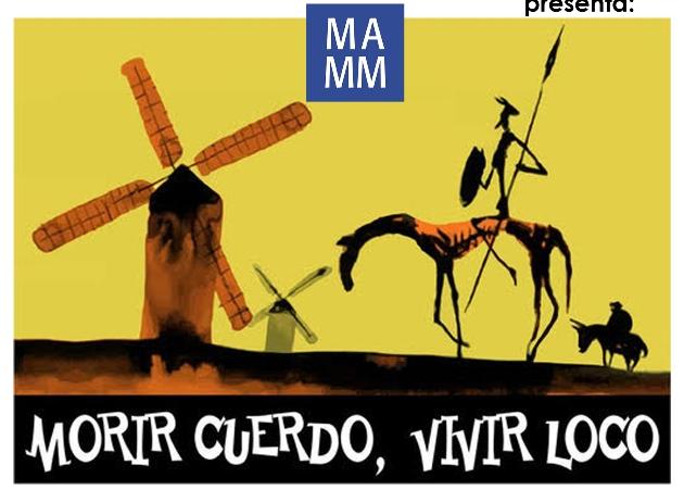 Adaptación del Quijote nuevamente en el MAMM