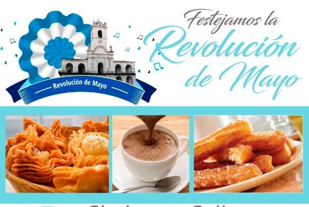 Adultos Mayores festejarán la Revolución de Mayo