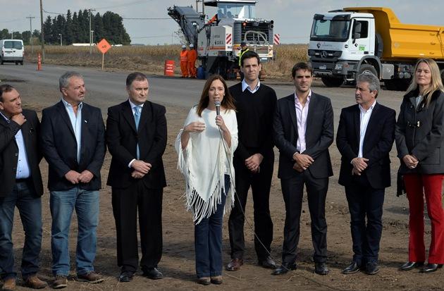Provincia anunció Plan de Obras Viales en rutas y caminos bonaerenses