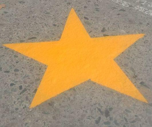 Estrellas Amarillas: Instalarán señalética vertical por Lucas Caballero