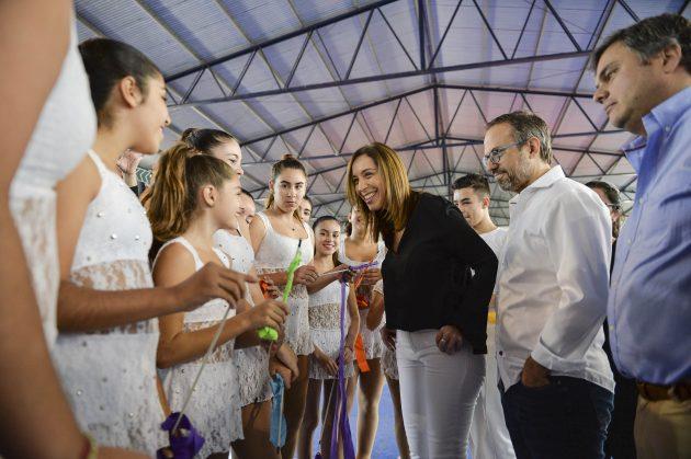 Lanzaron los Juegos Bonaerenses 2017