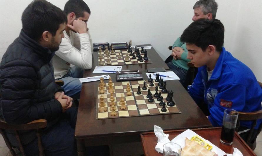 Martín Gioscio, campeón del torneo de Ajedrez en Del Progreso