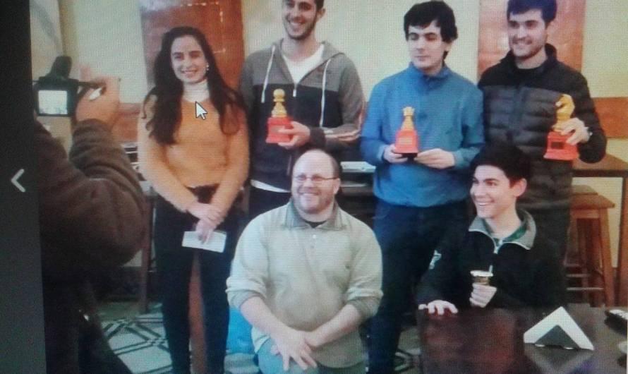 En forma invicta, Martín Gioscio se quedó con el torneo de ajedrez