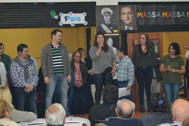 Sabrina Selva y Ariel Ramos encabezan la lista de candidatos para Concejales y Consejeros